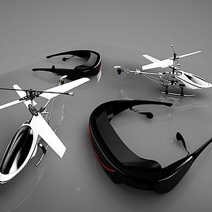 小飛機模型