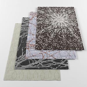 地毯組合模型