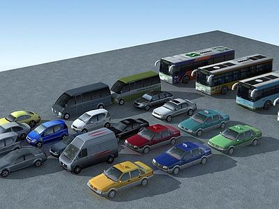 3d現代<font class='myIsRed'>汽車</font>組合模型