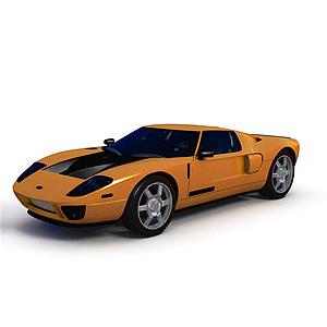福特Ford GT40模型
