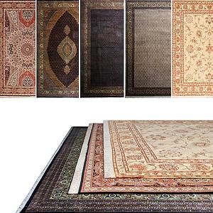 現代地毯模型