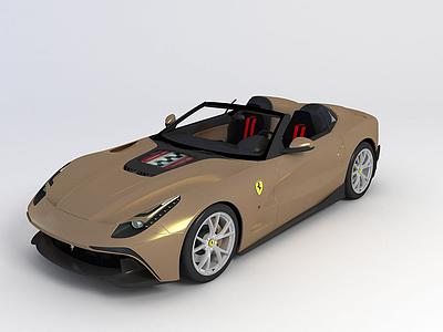 3d<font class='myIsRed'>法拉利</font>Ferrari F12 TRS模型