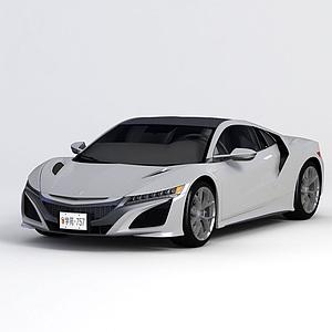 本田跑车模型