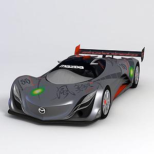 3d馬自達Mazda<font class='myIsRed'>汽車</font>模型
