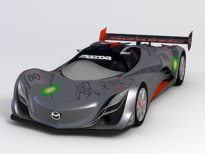 馬自達Mazda汽車模型