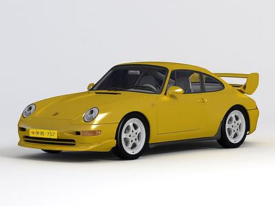 ?保時捷 911汽車模型