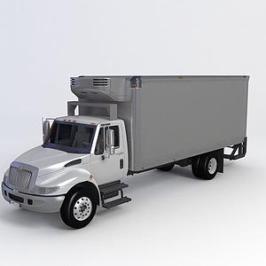 3d卡车 Durastar Box 200模型
