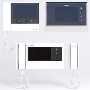 可視電話模型
