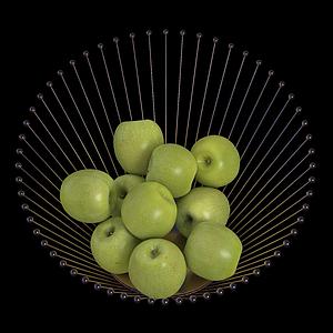 蘋果籃模型