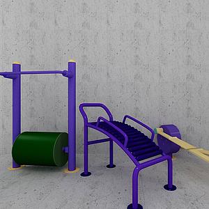 體育器材模型