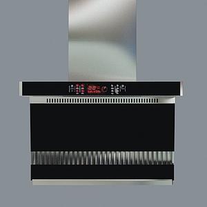 油煙機模型