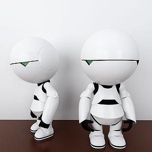 機器人玩具模型