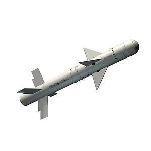 霹靂8軍事導彈模型
