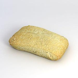 千層餅模型