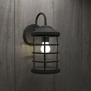 古典壁燈模型