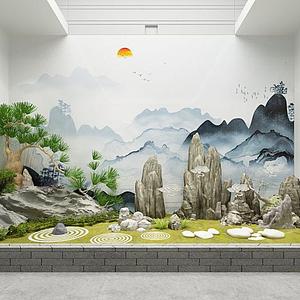 園藝景觀模型