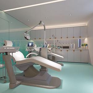 醫療設備牙科椅模型