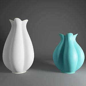 瓷瓶,花瓶,瓷器,擺件,飾品模型