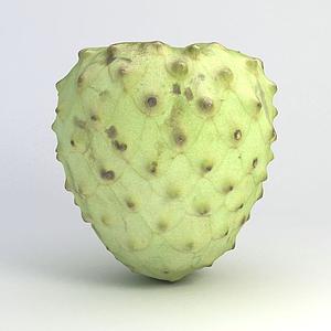 游戲食物水果模型