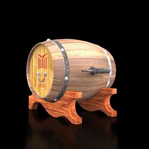恒溫酒桶模型