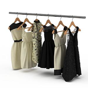 女性服飾模型