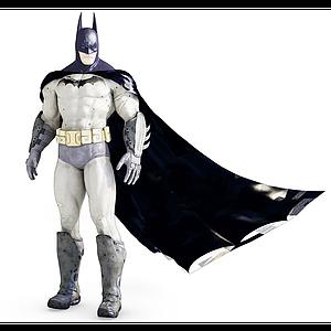 蝙蝠俠模型