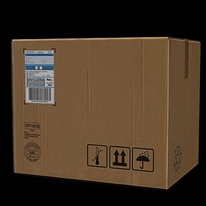 紙箱子模型