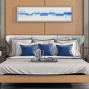 床具034模型
