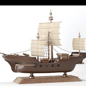 裝飾品擺件3d模型