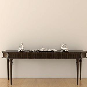 裝飾桌模型