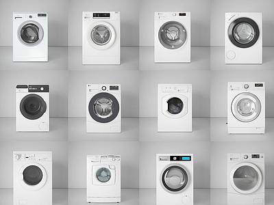 洗衣機模型