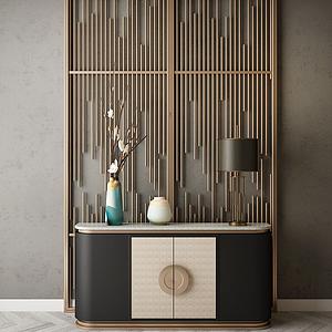 家具柜子模型