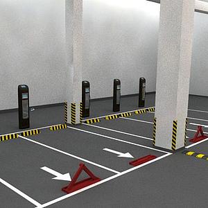 停車位模型