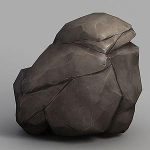 3d魔兽世界<font class='myIsRed'>石头</font>模型