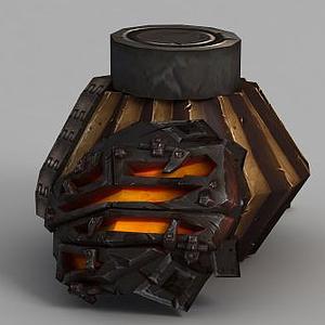 魔獸世界裝備模型