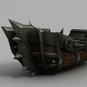 魔獸世界6.2PTR新艦船模型