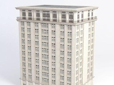 3d建筑模型