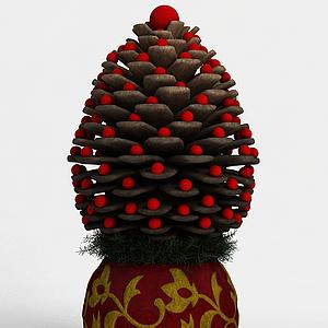 圣誕裝飾模型