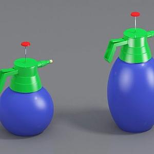 澆花壺模型