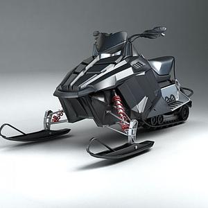 摩托艇模型