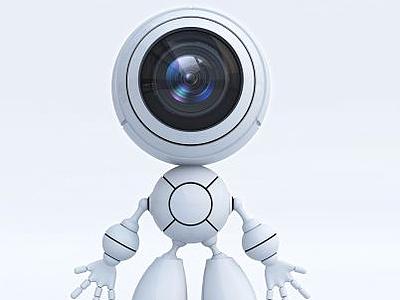 3d機器人模型