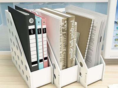 3d文件夾模型