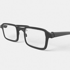 3d<font class='myIsRed'>眼镜</font>模型