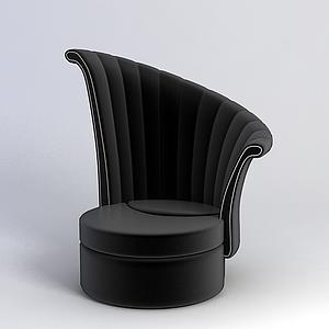 創意沙發模型
