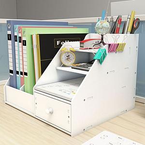 文件柜模型
