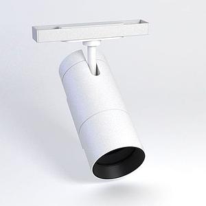 軌道射燈模型