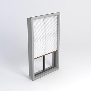 百葉窗模型