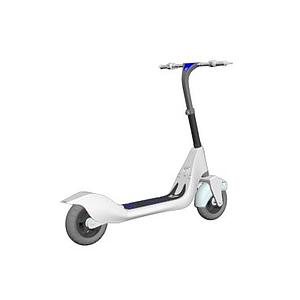 電動踏板車模型