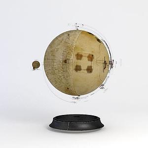 地球儀模型