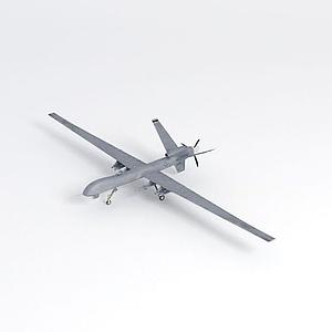 軍用無人機模型